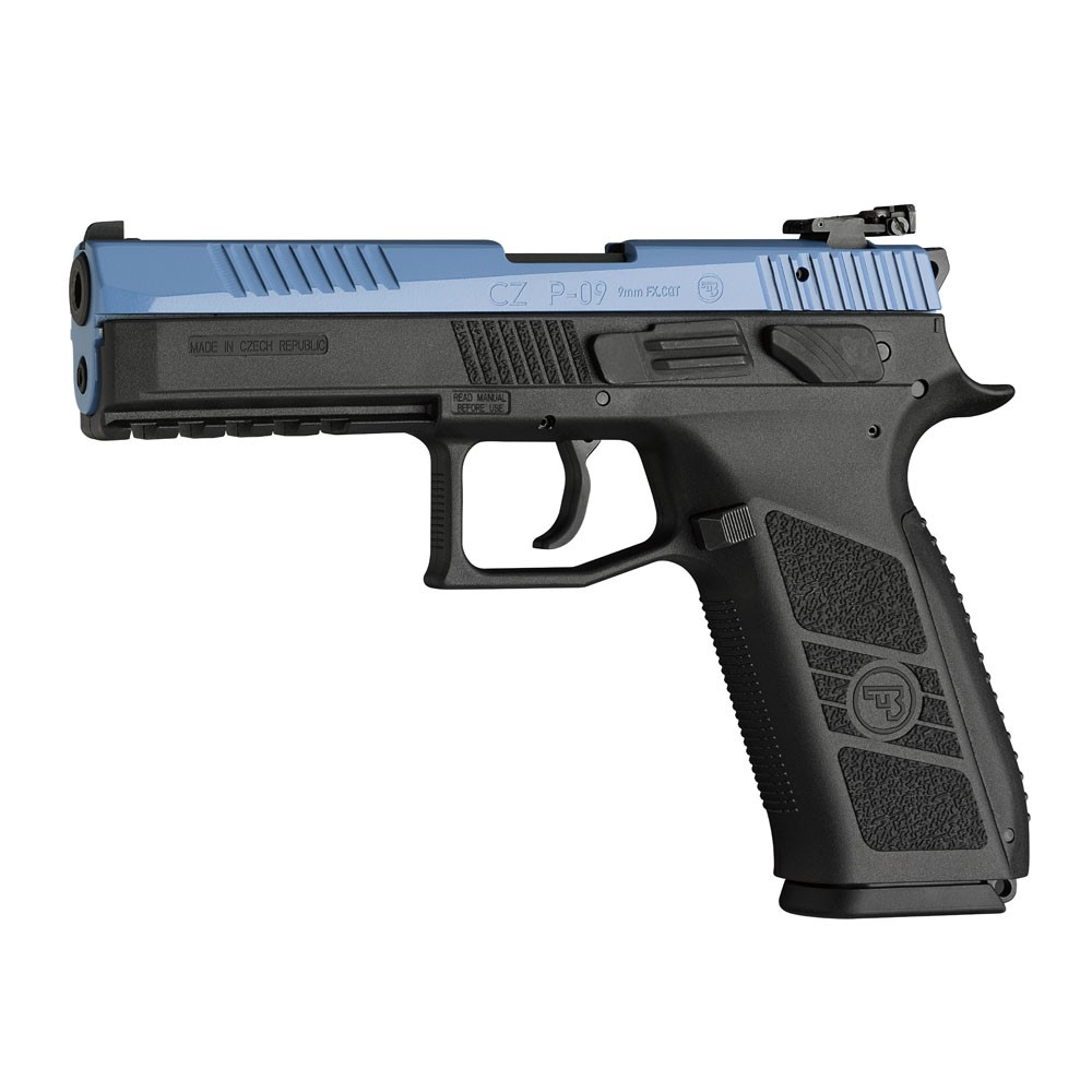 CZ P-09 Flat Dark Earth